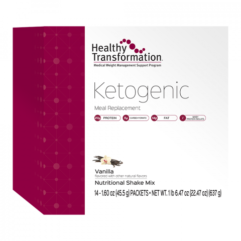 Ketogenic Meal Replacement