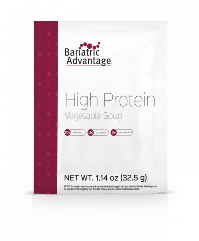 High Protein Vegetable Soup